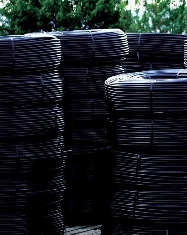 rotoli Riplast tubo per irrigazione